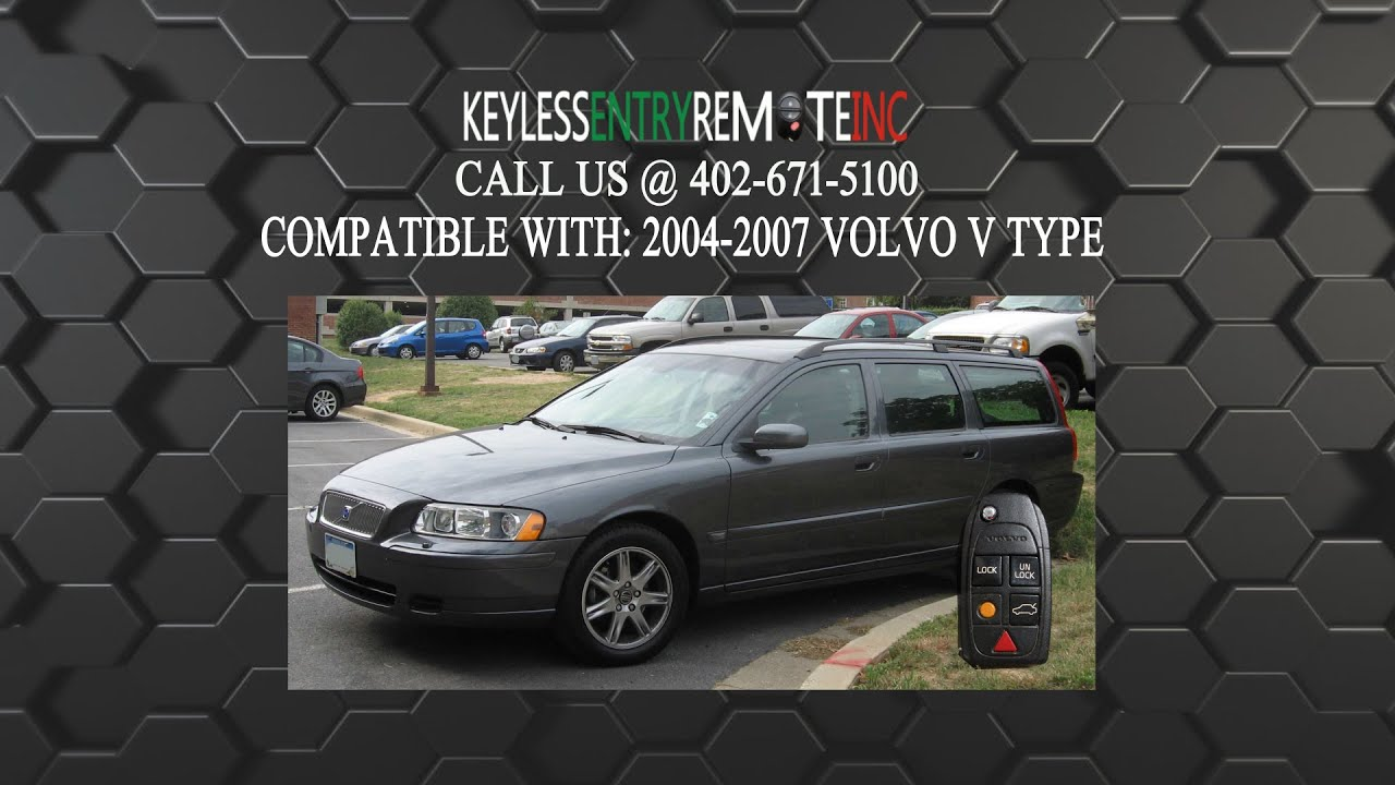 Volvo V70 Batterie Wechseln Ides Dimage De Voiture 2001 S80 Battery Location How To Replace V Type Key Fob 2004 2005 2006 2007