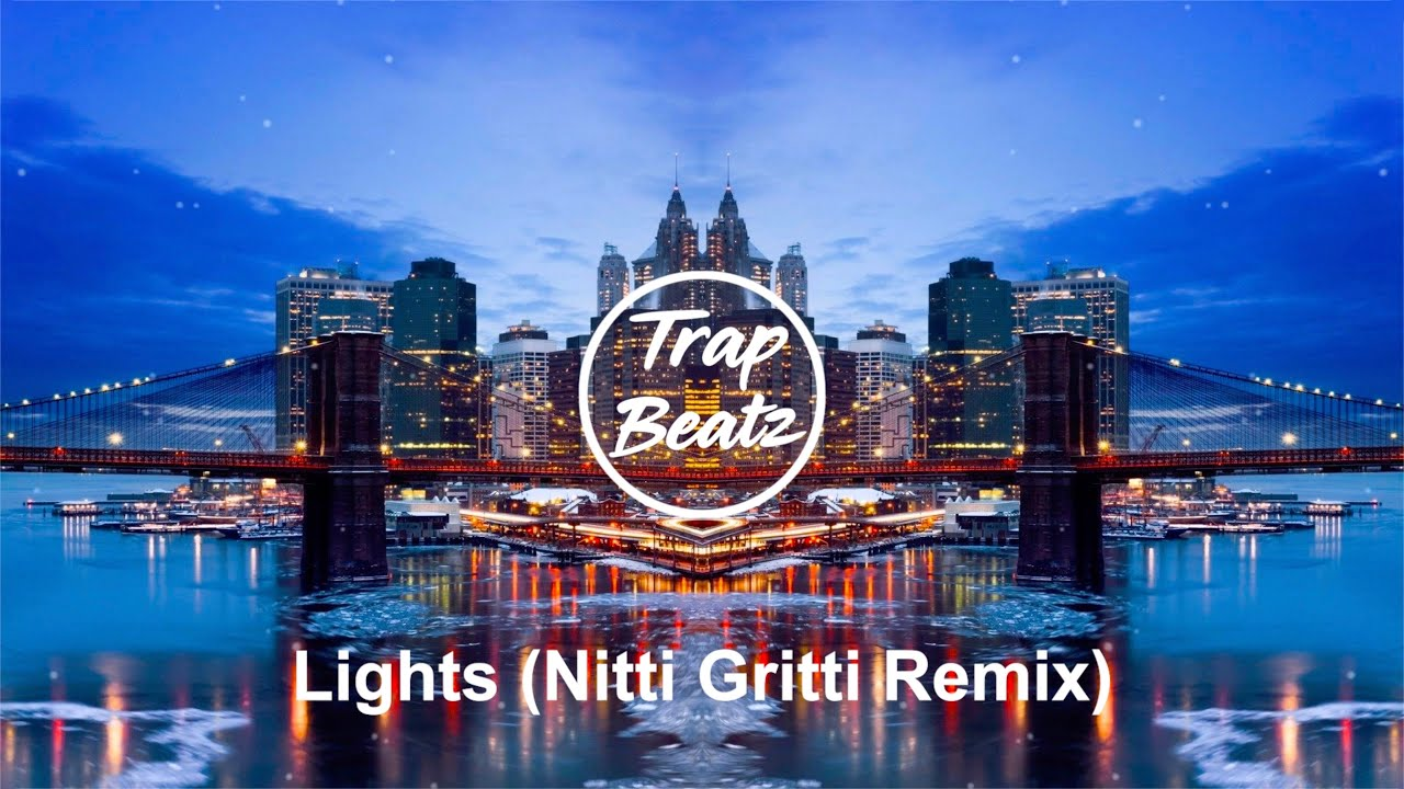 Download San Holo X Kanye West ft.Rihanna - Lights (Nitti Gritti Remix)[Official 2019 New Song]