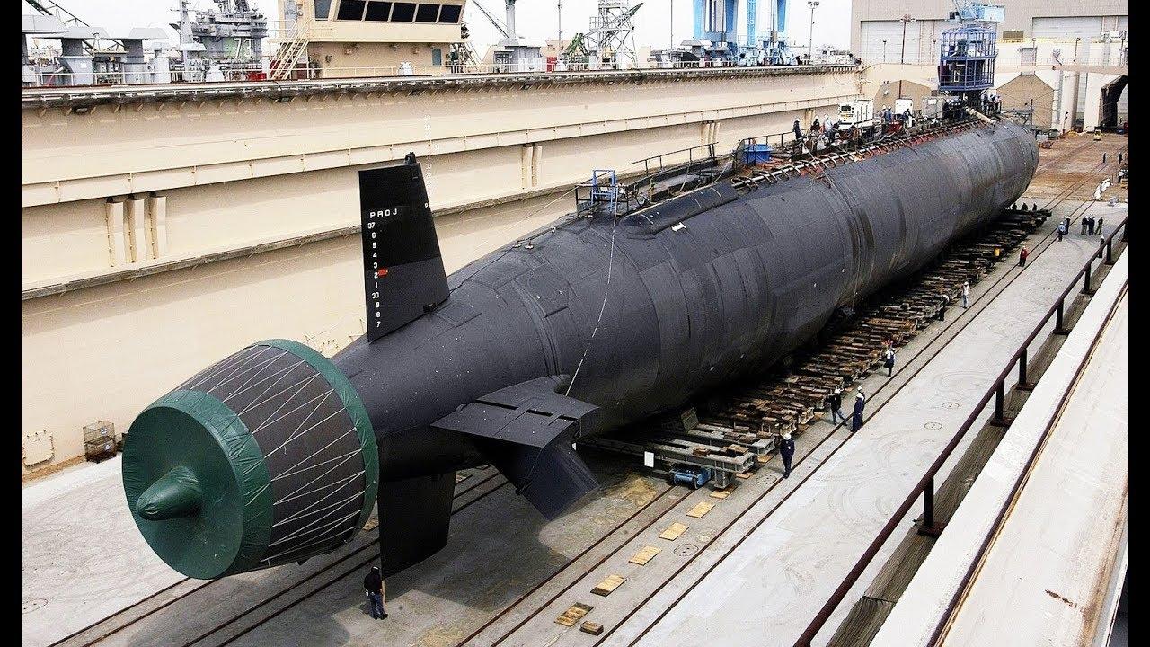 Самые Быстрые Подводные Лодки в Мире
