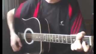 Ты неси меня река - Любэ - Аккорды и разбор на гитаре