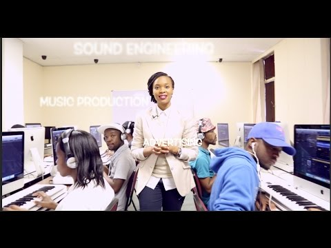 Revolution Media College TV Advert