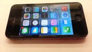 Iphone 4 on Searching Mode - Repair Sprint