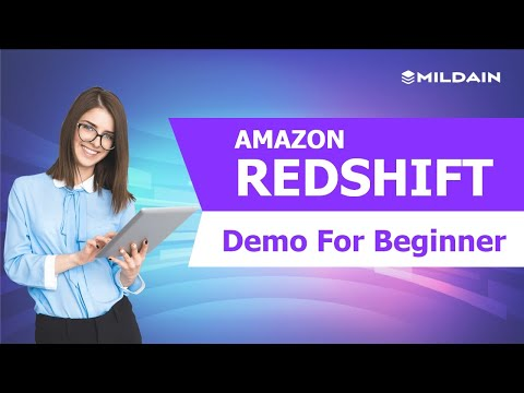 Amazon Redshift Demo | Redshift Tutorial for Beginners | AWS Training