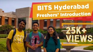 Freshers' Introduction 2018 | Journal Club, BITS Pilani Hyderabad Campus
