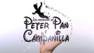 Las aventuras de Peter pan y Campanilla - EL MUSICAL