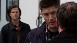 Supernatural Season 9 Finale - Crowley is Winchestered