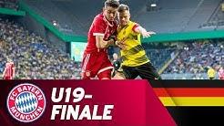 Borussia Dortmund - FC Bayern München | Highlights U19-Bundesliga Finale