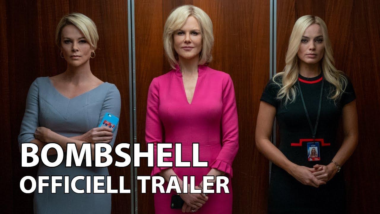 Bombshell | Officiell trailer | Biopremiär 17 januari