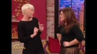 Tabatha Coffey on the Rachael Ray Show