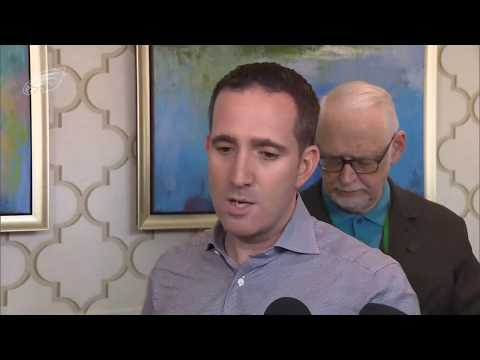 Eagles Press Pass: Executive VP Of Football Operations Howie Roseman (3/26/18)