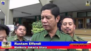 Walikota Jakarta Utara Pantau Pelaksanaan UN SMKN 56 Pluit (14/4)