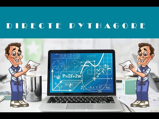 EXERCICE : Théorème de Pythagore (directe) corrigé.
