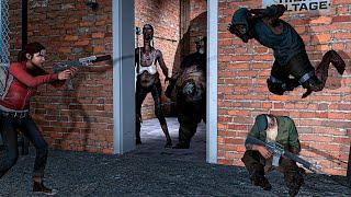 Left 4 Dead 2 Versus Mode The Sacrifice
