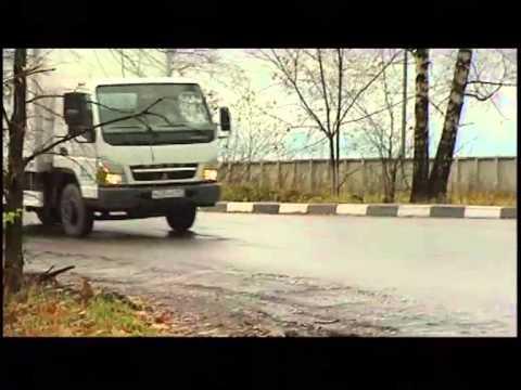 Наши тесты Грузовик Mitsubishi Fuso Canter российской сборки