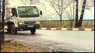 Наши Тесты - Грузовик Mitsubishi Fuso Canter Российской Сборки