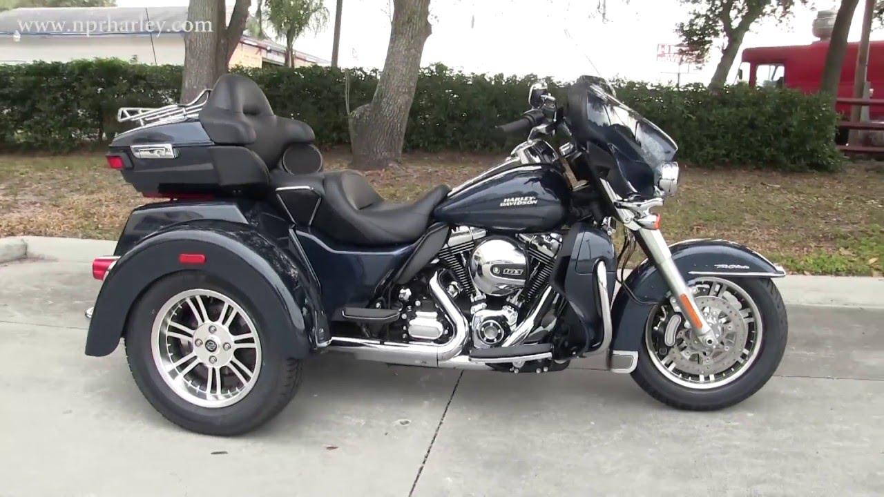 2016 Harley Davidson Tri Glide Trike Three Wheeler For: Triglide Trike Harley Davidson 2016 For Sale