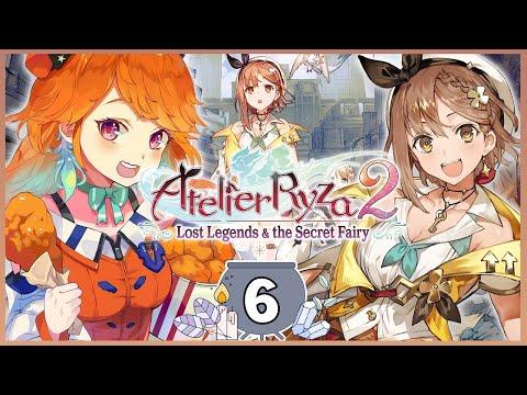 【Atelier Ryza 2】WORLD'S BEST ALCHEMIST KIARA IS BACK IN TOWN   #kfp #キアライブ