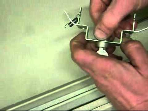 File cabinet lock repair Steelcase - YouTube