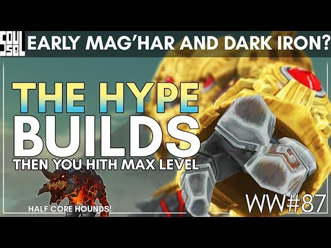Speculating EARLY Mag'har and Dark Iron? HUGE Alpha Preview and Feedback! World of Warcraft Weekly