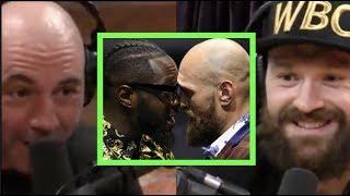 Joe Rogan - Tyson Fury on Fighting Deontay Wilder