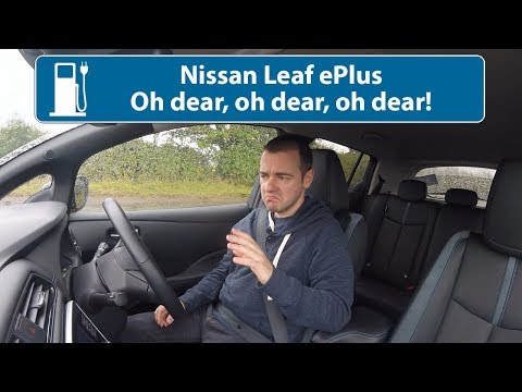 Nissan Leaf EPlus (64kWh) - Oh Dear! Nissan Have Screwed Up Again!