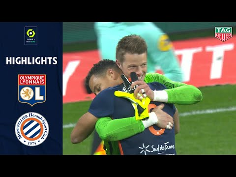 Lyon Montpellier Goals And Highlights
