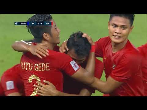 Zulfiandi 29' vs Thailand (AFF Suzuki Cup 2018 : Group Stage) thumbnail