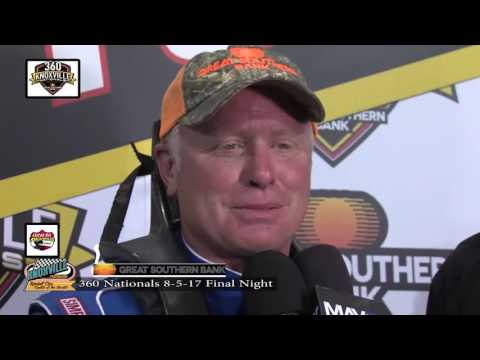 27th annual 360 Knoxville Nationals Finals - August 5, 2017