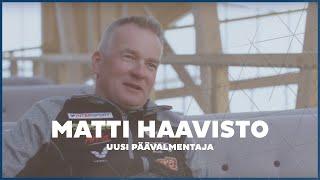 XCTEAMFIN | Matti Haavistosta uusi päävalmentaja!
