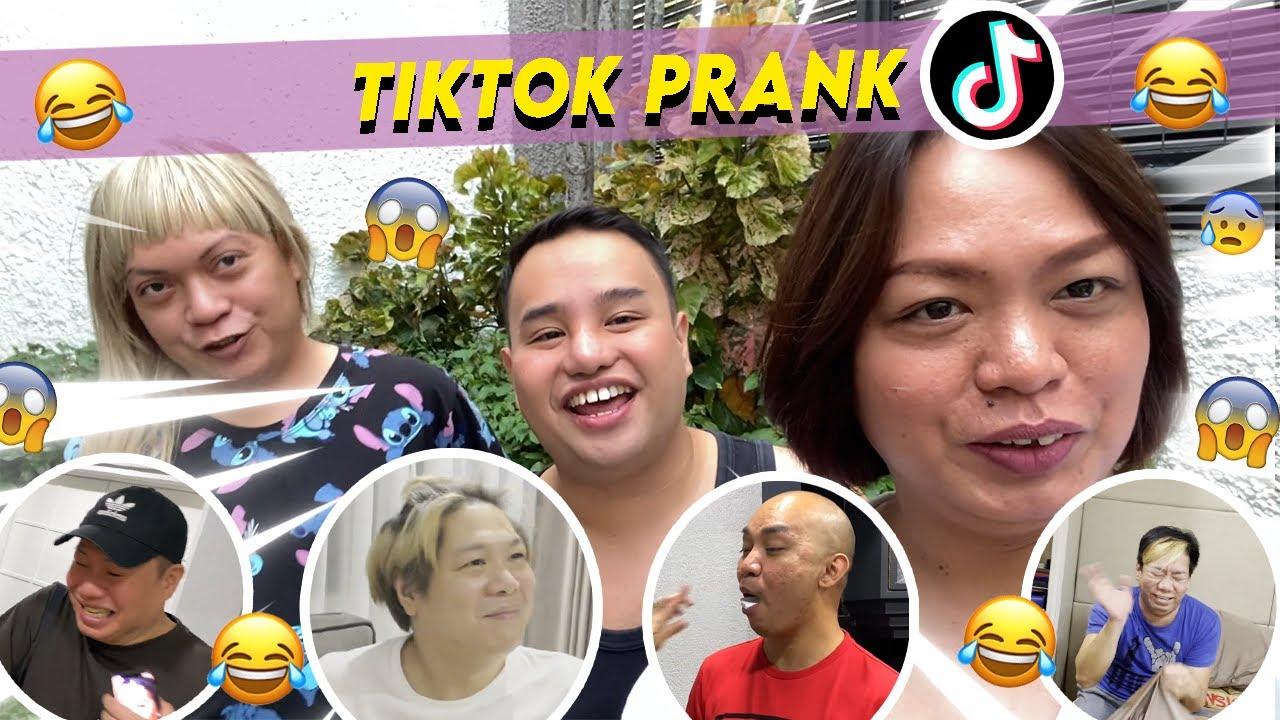 TIKTOK PRANK SUCCESS SA BEKS BATTALION HOUSE   BEKS FRIENDS