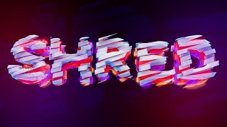 Tutorial: Sliced Text Effect in C4D R20 (Voronoi Fracture) by Qehzy