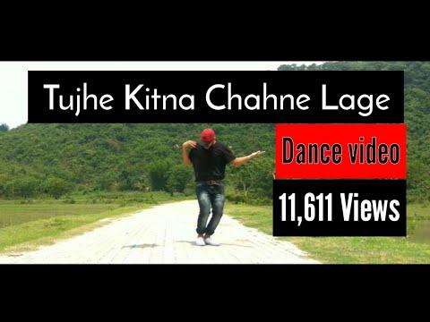 Kabir Singh: Tujhe Kitna Chahne Lage Song | Arijit Singh | Dance Cover By Bhashat Jyoti Sarma