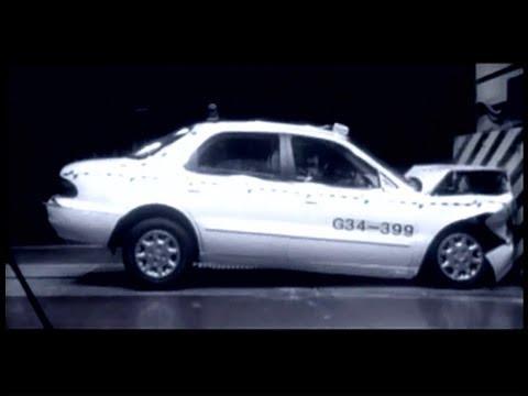 Kia Credos (Clarus) 1996 Test Commercial (korea)