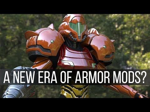 The Next Generation of Fallout 4 Armor Mods  - Upcoming Mods 184
