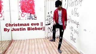 christmas eve, by justin bieber||  free style and lyrical dance choreography by Khushal Tankariya||