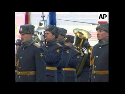 Cuban leader Raul Castro leaves Russia