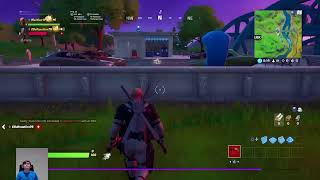 Playing 100 games of Fortnite and see if I get better part 5