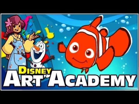Salva el Festival de arte! | Disney Art Academy