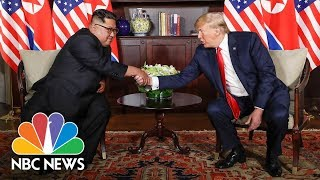 U.S.-North Korea Summit In Singapore | NBC News