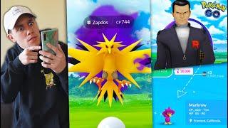 THE BRAND NEW SHADOW LEGENDARY POKÉMON IS HERE! (Pokémon GO)