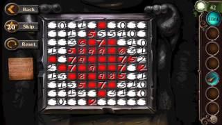 Adventure Escape Time Library Level 6 Walkthrough ( Chapter 6)