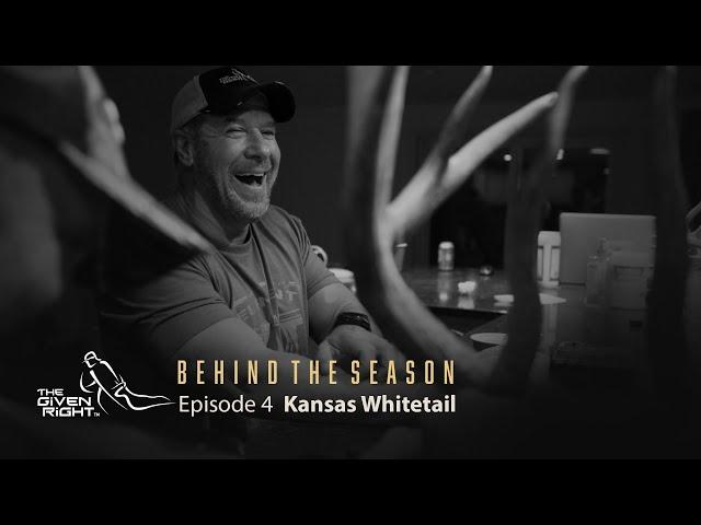 Kansas Whitetail BTS pt1