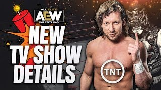AEW TV Show LEAKED by TNT & TBS Turner Sports