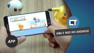 Como emular jogos de Game Boy e Nintendo DS no seu Android [Dica de App]