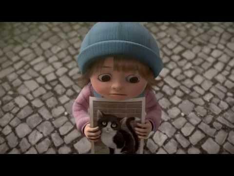 Короткометражный мультфильм « Вжик » (Хорошее качество) HD - Видео с YouTube на компьютер, мобильный, android, ios
