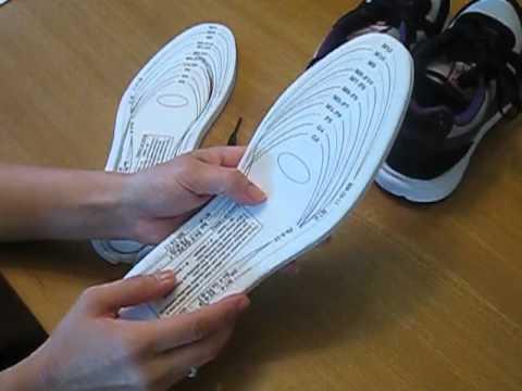 Shoe In Soles
