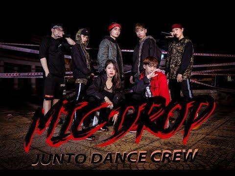 BTS (방탄소년단) - MIC Drop | Dance Cover | JUNTO Crew from Vietnam
