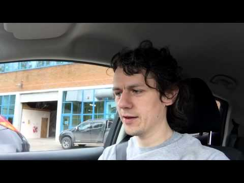 Nissan Leaf Owner - Forest of Dean to Avonmouth Docks for work - Episode 78