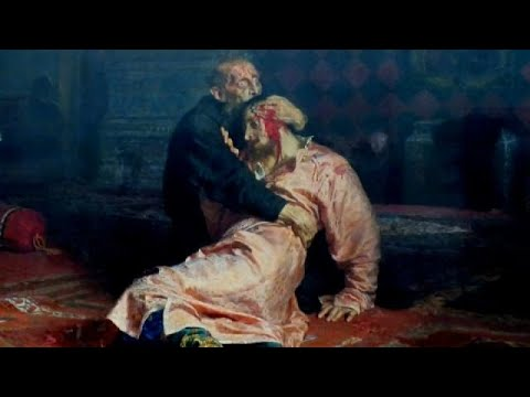 Russian man arrested for vandalising painting depicting Ivan the Terrible