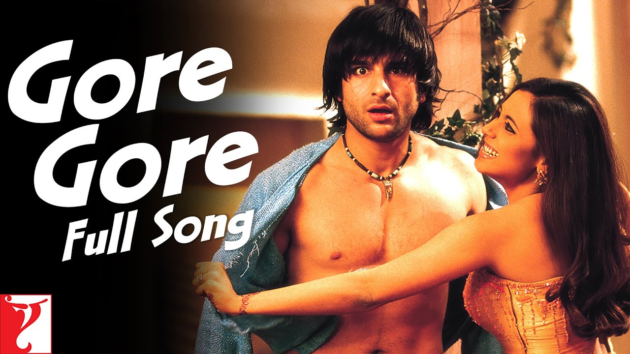 Download Gore Gore Song | Hum Tum | Saif Ali Khan | Rani Mukerji | Alka Yagnik | Jatin-Lalit | Prasoon Joshi